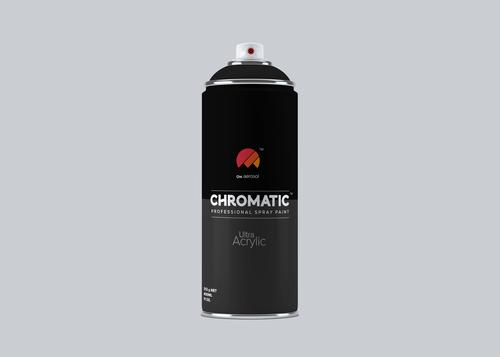 Chromatic Black Satin