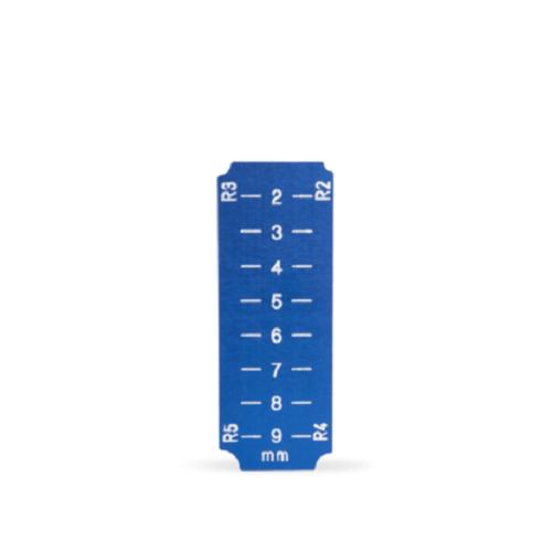 TQCSHEEN SP6000 Wedge for Measuring Reverse-side Tolerance