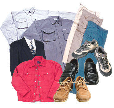 Used Clothing, Bags & Shoes
