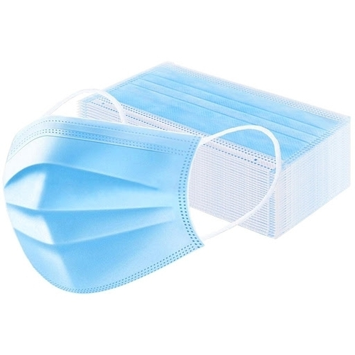 Disposable Medical Mask Stock in Hand with CE Certificate