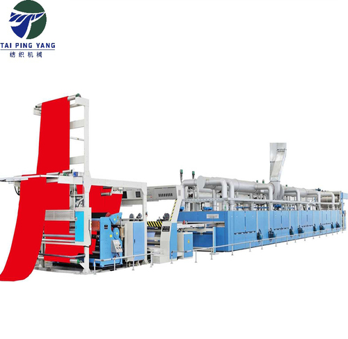 Textile Heat Stenter Finishing Machine Fabric Stenter Machine For Finishing woven fabric&Knitted Fabric