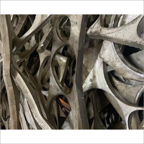 304 Plate Cutting Scrap