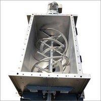 Industrial Ribbon Blender Mixer
