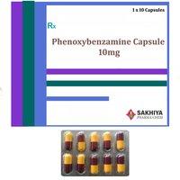 Phenoxybenzamine capsule 10mg