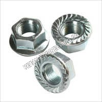 Flange Hex Nuts