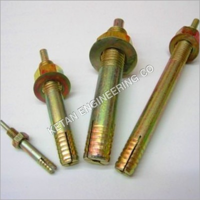 Pin Type Anchor Bolts