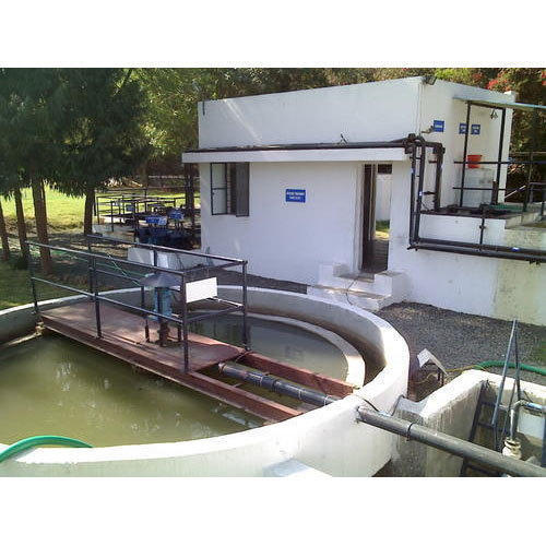 Biological Effluent Treatment Plant