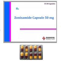 Zonisamide 50 mg Capsule