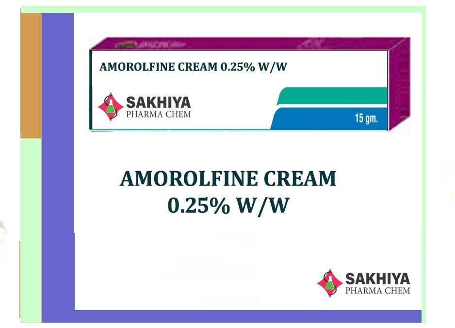 Amorolfine Cream