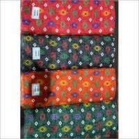 Multi Colour Brasso Fabric