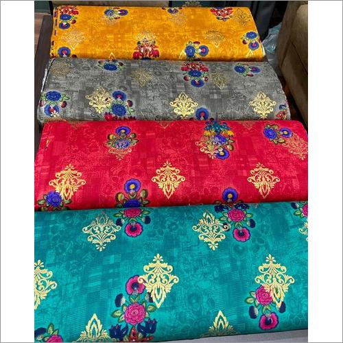 Cambric Foil Fabric
