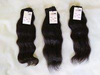 Natural 100% Brazilian Wavy Mink Human Hair Weave Bundles Extensions