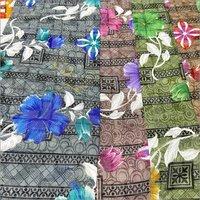 Brasso Floral Print Fabric