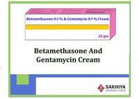 Betamethasone And Gentamicin Cream