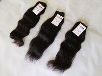 Top Quality Indian/brazilian Virgin Wavy Human Weft Hair Bundle