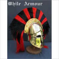 Spartan King Helmet
