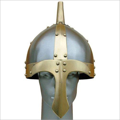 Steel 18 Gauge Baltic Viking Helmet