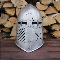 Medieval Collectible Helmet Costume Sugar -loft Helmet