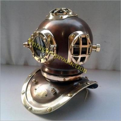 Scuba Boston US Navy Mark IV Diving Helmet