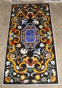 Handmade Exclusive Marble Inlay Table Tops