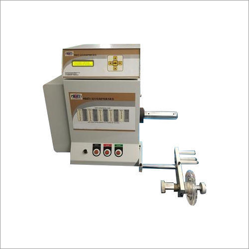 Spindle Winding Machine