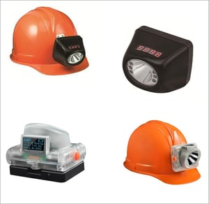 Cordless Safety Head Lamps