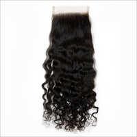 Closure and Wavy Curly Hair