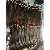 Unprocessed Raw Temple Hair