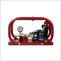 Hydrotest Pump