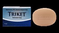 Ketoconazole 2%, ZPTO 1%, Aloevera 2%, Glycerin 3% Soap