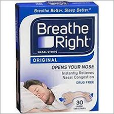 Breathe Right Nasal Stripe