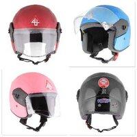 Cruze FIT Open Face Bike Helmet