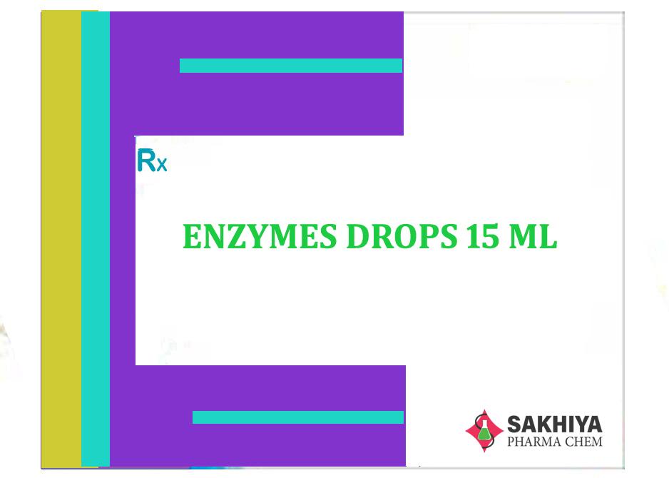 Enzymes 15ml Drops