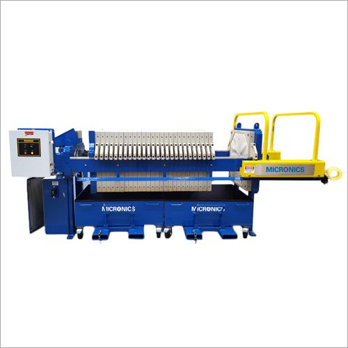 Industrial Filter Press Machine