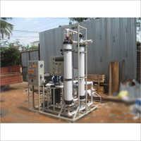 Ultrafiltration Plant