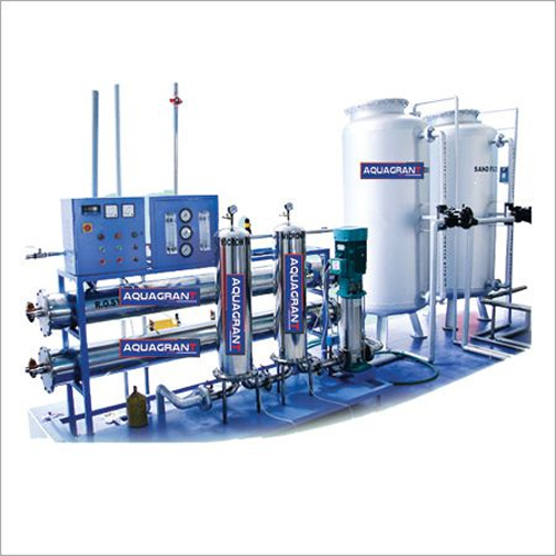 5000 LPH Industrial Water Plant