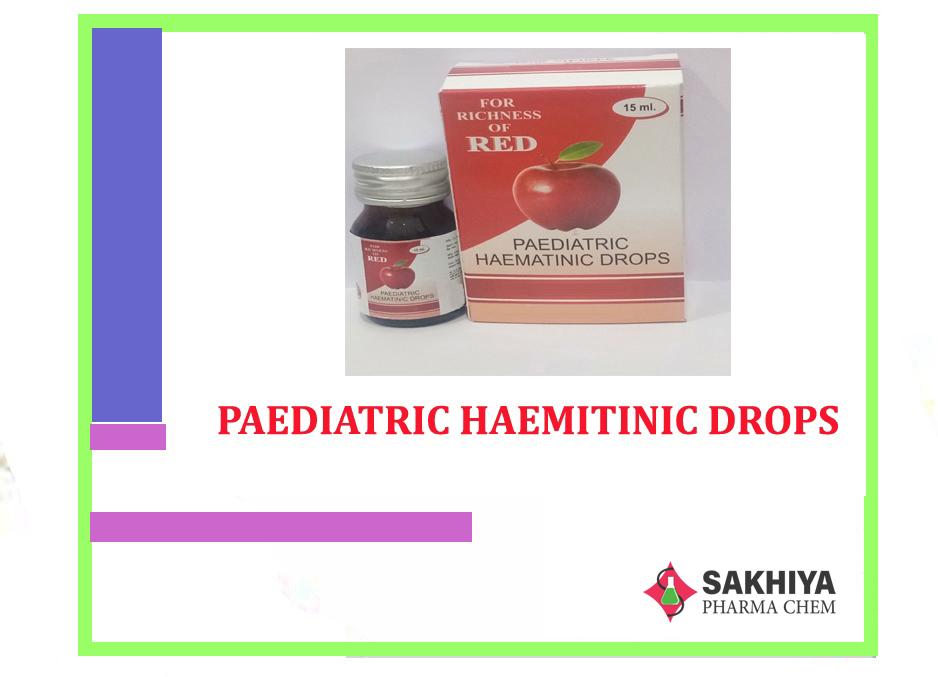 Paediatric Haematinic Drops
