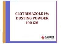 Clotrimazole 1% Dusting Powder
