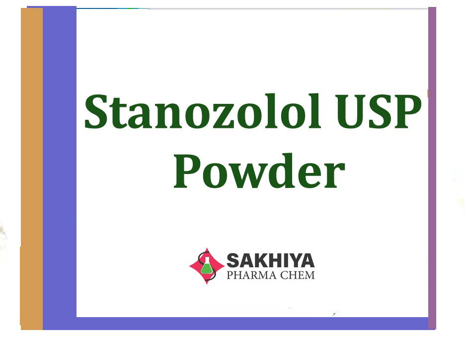 Stanozolol USP Powder