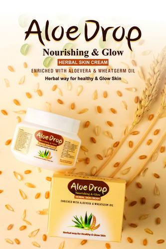 Aloe Drop Herbal Skin Cream