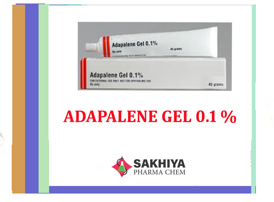 Adapalene Gel