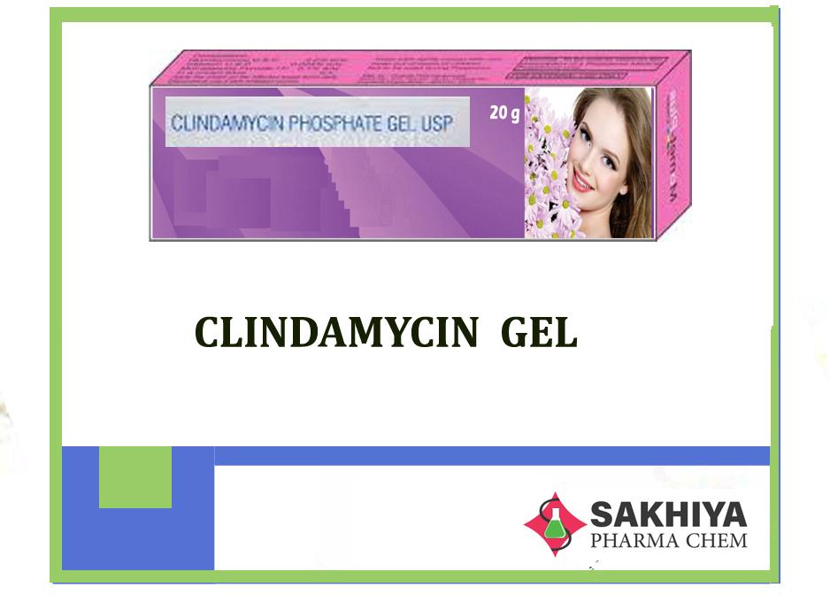 Clindamycin Gel