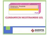 Clindamycin Nicotinamide Gel