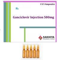 Ganciclovir 500mg Injection
