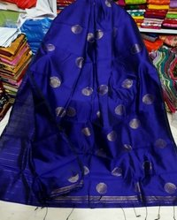 Cotton silk boll saree