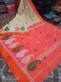 Cotton Silk Amm Designe Saree