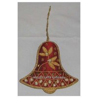 Christmas Hanging Bell Shape Ornaments
