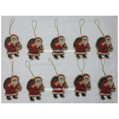 Christmas Decoration Tree Hanging Zari Ornaments