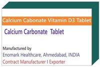 Calcium Carbonate Effervescent Tablets