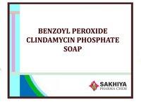 Benzoyl Peroxide Clindamycin Phosphate Soap